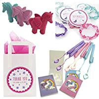 The Unicorn Party Bag - Girls Ready To Fill Party Bag