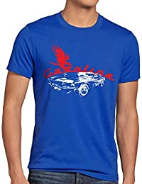 style3 Muscle Car T-Shirt Homme