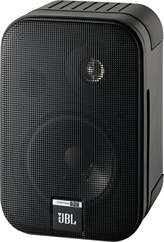 JBL Control One - Altavoces monitor de audio satélite de estante (2-vías,...