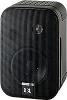 JBL Control One Robuuste compacte luidspreker satellietluidspreker studio-monitor-luidspreker, zwart