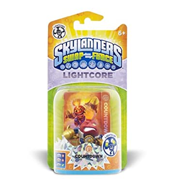 Skylanders Swap Force - Light Core Character Pack- Countdown (PS4/Xbox 360/PS3/Nintendo Wii/3DS) by Activision