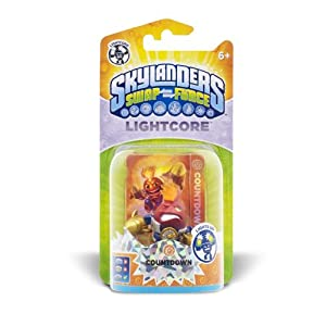 Skylanders Swap Force – Single Character – Light Core – Countdown