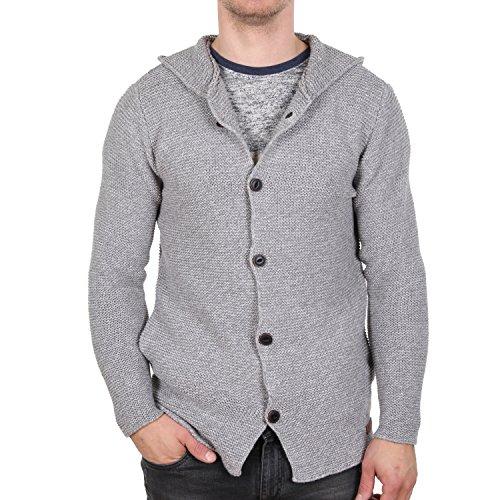 Jack & Jones Jacob Knit Cardigan Grau Grau