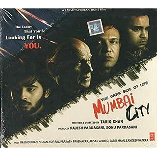 THE DARK SIDE OF LIFE MUMBAI CITY - Bollywood Soundtrack Audio-CD 2019 zum Film mit Mahesh Bhatt & Neha Khan