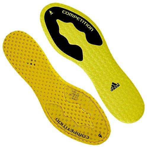online retailer 0a474 01a70 Plantillas Adidas Performance F50 Tunit para deportivas de hombre con  sistema Clima Cool, color amarillo