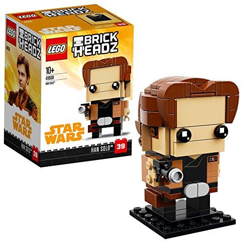 LEGO BrickHeadz Han Solo 41608 Star Wars Figur