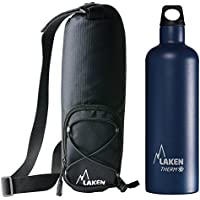 Laken Botella Térmica 750 ml de Acero Inoxidable 18/8 y Doble Pared de Vacío