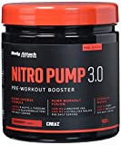 Body Attack Nitro Pump 3.0, Cranberry, 1er Pack (1 x 400 g)
