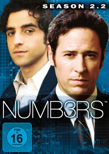 Numb3rs - Season 2, Vol. 2 [3 DVDs]