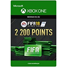 FIFA 18 Ultimate Team - 2200 Points FIFA | Xbox One - Code jeu à télécharger