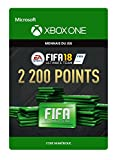 FIFA 18 Ultimate Team - 2200 Points FIFA | Xbox One - Code jeu à télécharger