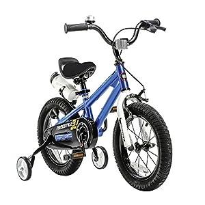 Royal Baby 667417, Bicicletta Unisex Bambini, Verde, 16 Pollici
