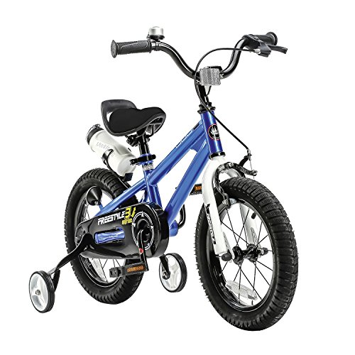 Royal Baby Freestyle Vélo Enfant Bleu 12'