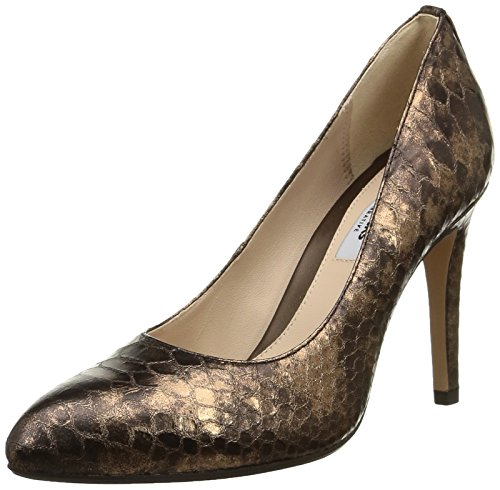 Clarks Always Chic Damen Pumps Braun (Bronze Metallic)