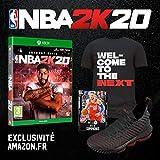 NBA 2K20 + DLC - Exclusivité Amazon