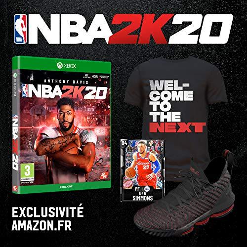 NBA 2K20 + DLC - Exclusivité Amazon [Edizione: Francia]