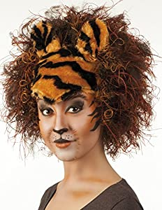 Boland - Peluca para Disfraz de Adulto Tigre (86218)