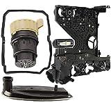 Bapmic 1402701161 Automatikgetriebe Satz Platine Elektriksatz+Filter+Stecker+Gummidichtung für 722.6