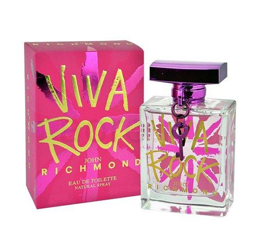 Viva Rock Eau De Toilette 30 ml Spray Donna