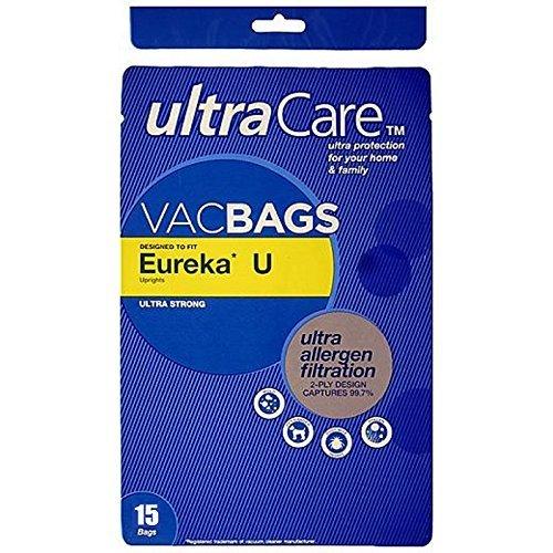 Soft-bag-staubsauger (15 Eureka Typ U - Style U - Standstaubbeutel - Made in USA)
