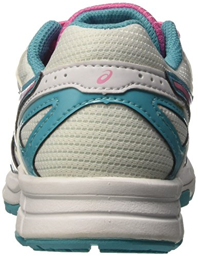 galáxia Multicolore Gel De Flamingo Asics branco 8 Ruas Gs Preto Exercícios Para Criança Nas Unisex Tênis Mergulho Azul 4q4Bt
