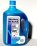 liquido aqua neutrol kem lt2 disgregante acqua wc chimico