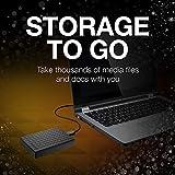 Seagate Expansion Portable 5TB External Hard Drive Desktop HDD - USB 3.0 for PC Laptop (STEA5000402)