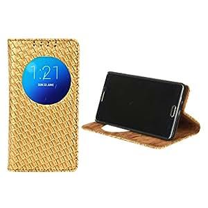 Dsas Flip cover designed for Samsung Galaxy S 4 Mini