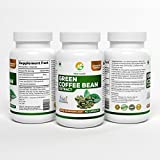 #4: NutrineLife Green Coffee Bean Extract Weight Management Supplement 60 Veg Capsules (Pack of 3)