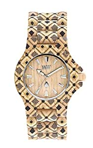 WEWOOD Orologio Donna - Date Pat Beige