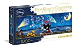 Clementoni- Minnie Disney Panorama Collection Puzzle, 1000 Pezzi, 39449
