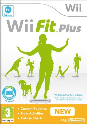 Wii Fit Plus Incl. Balance Board [Wii]
