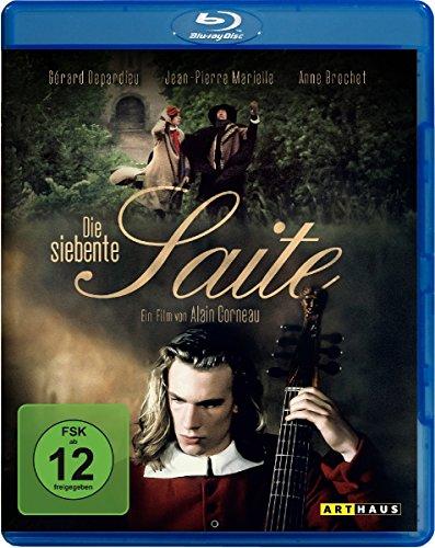 Die siebente Saite [Blu-ray]
