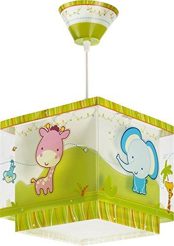 * Dalber – 63112 – Lampada da soffitto – A sospensione – Piccolo Zoo, confronta il prezzo