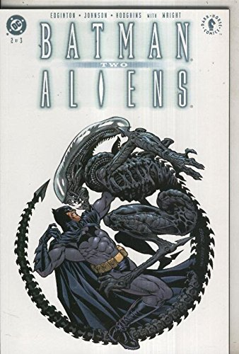 Batman & Aliens numero 3