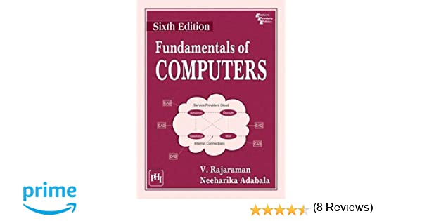 fundamentals of computer by v rajaraman pdf