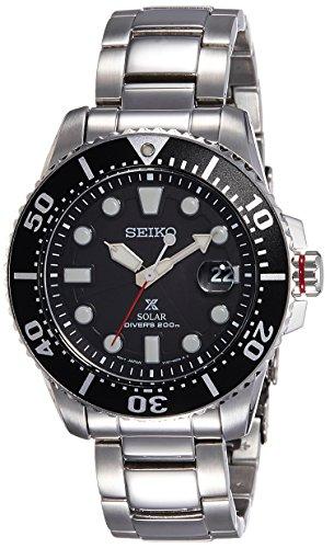 Seiko Herren-Armbanduhr - Militär Seiko Herren Uhr