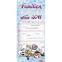 times&more Diddl Familienplaner - Kalender 2019