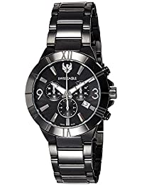 Swiss Eagle Analog Black Dial Men's Watch - SE-9070-33