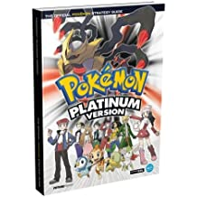 Pokemon Platinum Official Strategy Guide by Future Press (2009-05-01)