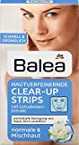 Balea Clear-Up Strips mit Lotusblüten-Extrakt (1 Packung mit 6 Stripes)