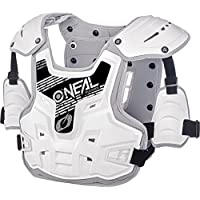 Oneal PXR Stone Shield - Protectores - Gris/Blanco 2018