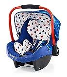Cosatto Port - Baby Autositz 0-13 kg - Sicherheit + Schutz Für Die Kleinsten - Babyschale / Kindersitz Gruppe 0 - Erstausstattung Für Isofix + 3 Punkt Gurt, Starbright