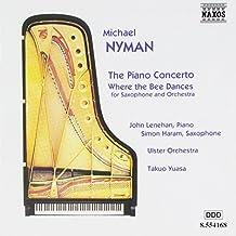 Piano Concerto / Where the Bee Dances