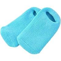 1 Paar Baumwolle und Silicon Gel Befeuchten Erweichen Repair Gebrochene Haut Gel Sock Haut Fußpflege Werkzeug... preisvergleich bei billige-tabletten.eu