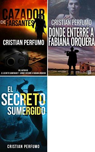 La trilogía de la Patagonia: Tres novelas de misterio que han cautivado a miles de lectores (Spanish Edition)