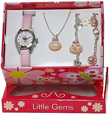 Ravel R2222 - Reloj de pulsera niña, plástico, color rosa