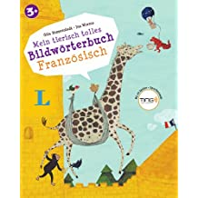 Mein tierisch tolles Bildwörterbuch Französisch - Mit Spielen für den Ting-Stift
