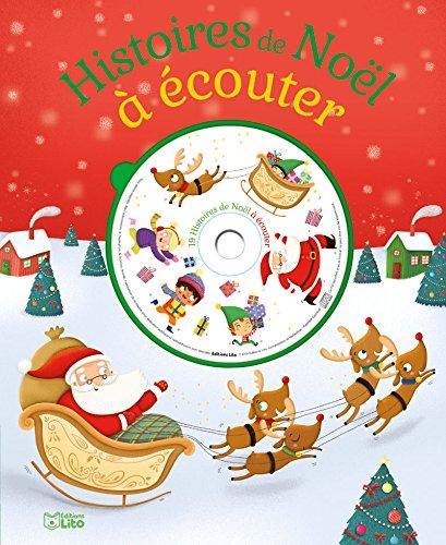 Ecoute et rêve: Histoire de Noël à écouter - Dès 4 ans