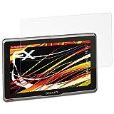 atFoliX Folie für Becker Active.7S EU Displayschutzfolie - 3 x FX-Antireflex-HD hochauflösende entspiegelnde Schutzfolie